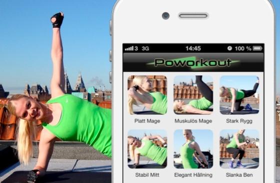 Kroppsvikt-app