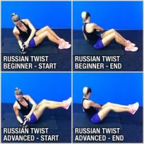 russian-twist