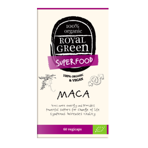 Royal Green Maca i kapslar