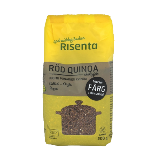 ekologisk quinoa risenta