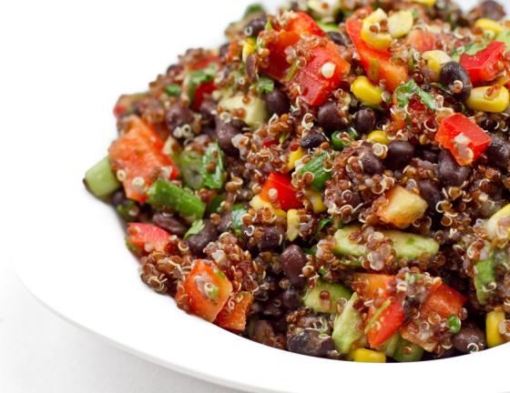 röd quinoa
